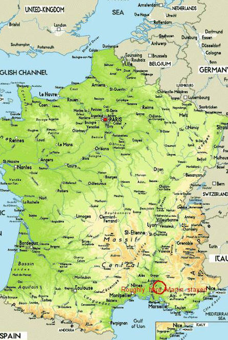 mapquest france