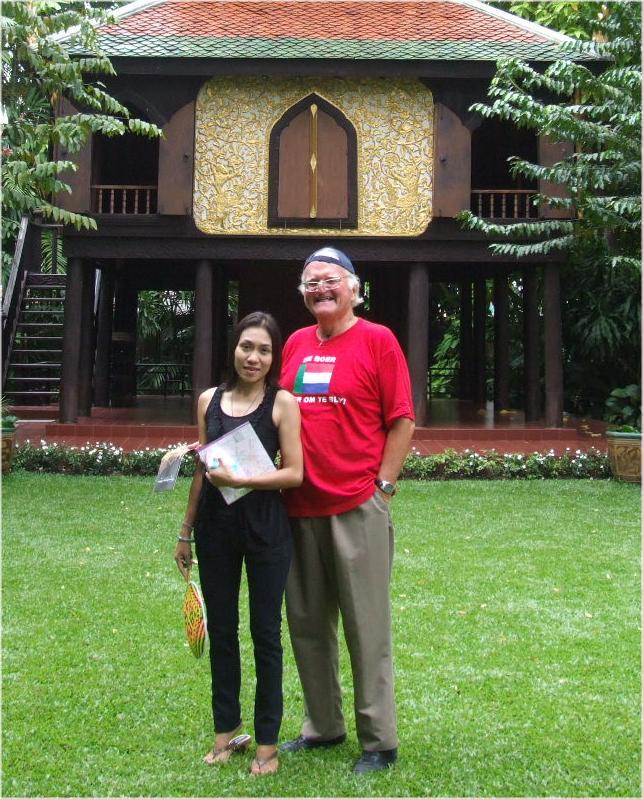 Aug 4 Suan Pakkad Palace Museum