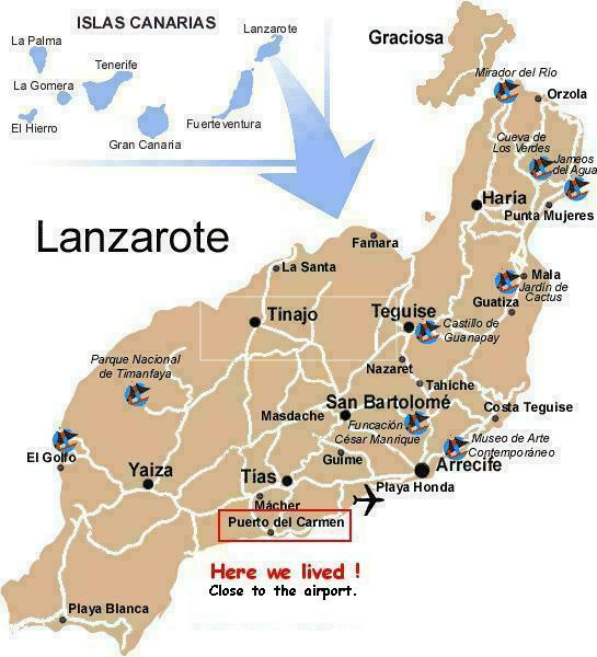Lanzaroten lentokenttä